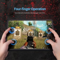 Rock Ipad Tablets Shooting Game Controller Pubg Metal Trigger