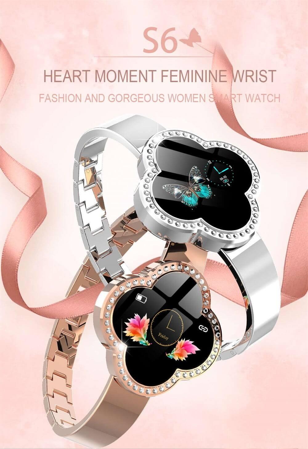 Smart Watch Bracelet Fitness Tracker For Women , Buy online